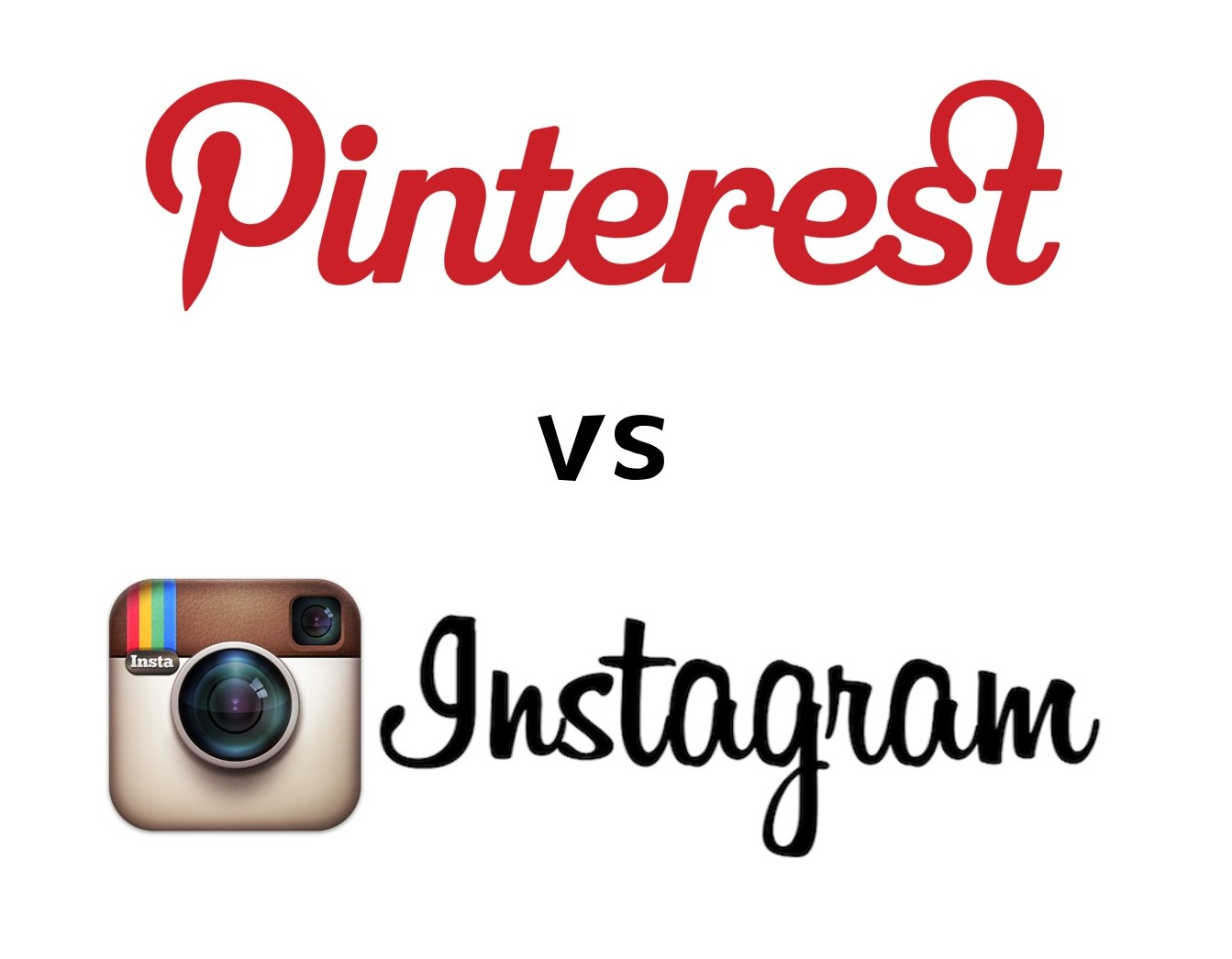 Pinterest vs Instagram – what\'s the difference? – Button Help